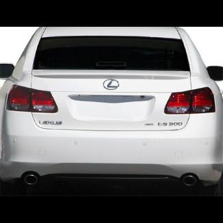 2006-2011 Lexus GS Factory Style Rear Lip Spoiler