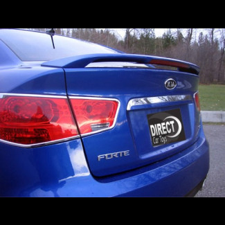 2010-2012 KIA Forte Sedan Factory Style Rear Wing Spoiler