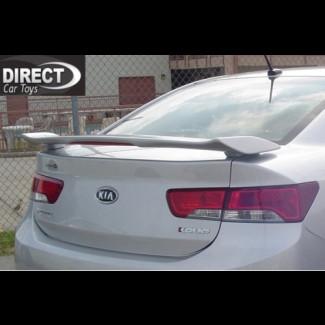 2010-2012 KIA Forte Koup Tuner Style Rear Wing Spoiler w/Light