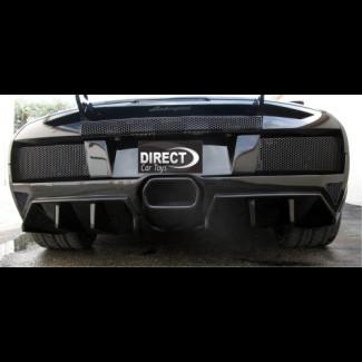 2001-2010 Lamborghini Murcielago Linea Tesoro Rear Bumper Cover