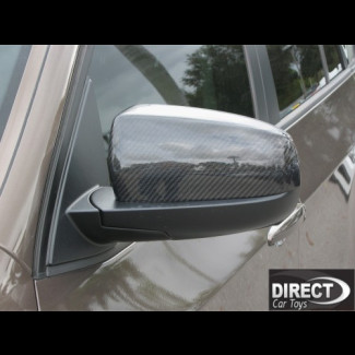 2006-2012 BMW X5 Carbon Fiber Side Mirror Covers