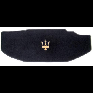 2004-2012 Maserati Quattroporte German Velour Rear Trunk Mat