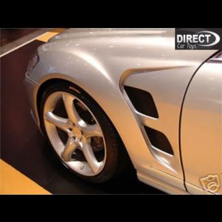 2007-2011 Mercedes S-Class L-Style Front  Fender (Set)