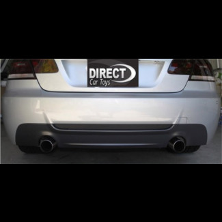 2007-2010 BMW 3-Series Coupe M3 Style Rear Bumper Cover