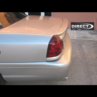 2003+ Grand Marquis Factory Style Flush-Mount Rear Spoiler