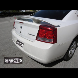 2006-2010 Dodge Charger Factory Daytona SRT8 Style Rear Wing Spoiler