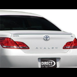 2005-2010 Toyota Avalon Factory Style Rear Lip Spoiler