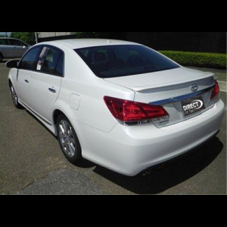 2011-2012 Toyota Avalon Factory Style Rear Lip Spoiler