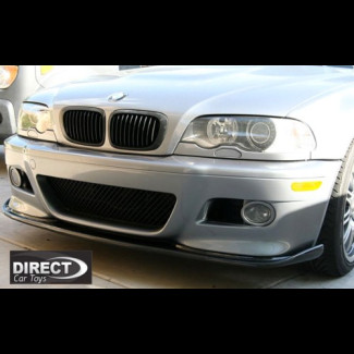 1999-2006 BMW 3-Series M3 H-Style Front Lip Spoiler