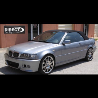 1999-2006 BMW 3-Series Convertible M3 Style Front Bumper Cover
