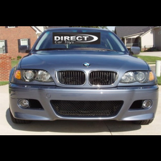 1999-2005 BMW 3-Series Sedan M3 Style Front Bumper Cover
