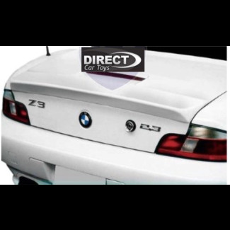 1999-2002 BMW Z3 Roadster Factory Style Rear Flush-Mount Lip Spoiler