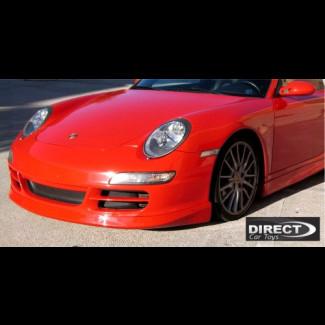 2005-2008 Porsche 911 / 997 (C2) Euro Style Front Lip Spoiler