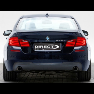 2010-2012 BMW 5-Series M-Tech Sport Style Rear Bumper Cover