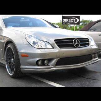 2005-2009 Mercedes Benz CLS Tuner Style Front Lip Spoiler