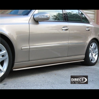 2003-2009 Mercedes E-Class Tuner Style Side Skirts