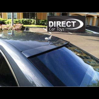 2007-2013 Mercedes S-Class Euro Style Rear Roof Glass Spoiler