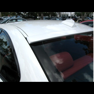 2007+ BMW 1 Series Euro Style Rear Roof Glass Spoiler