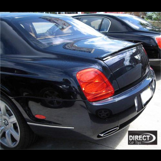 2005-2013 Bentley Flying Spur Linea Tesoro Rear Lip Spoiler