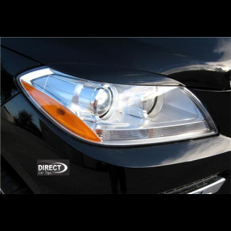 2011-2014 Mercedes ML Euro Style Headlight Eyebrows