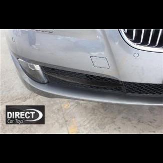 2010-2013 BMW 5-Series Front Bumper Carbon Fiber Fins