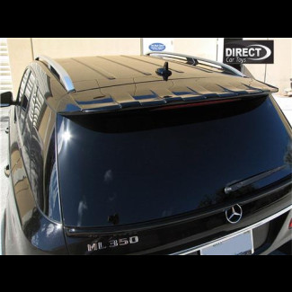 2011-2014 Mercedes ML Euro Style Rear Top Wing Spoiler