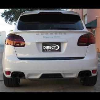 2011-2015 Porsche Cayenne Tuner Style 3pc Rear Lip Spoiler