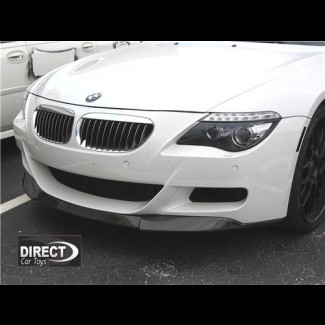 2004-2011 BMW 6-Series M6 Carbon Fiber Front Lip Spoiler
