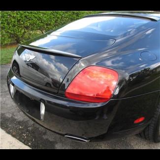 2005-2011 Bentley Continental GT Sport Style Rear Lip Spoiler