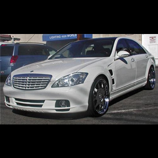 2007-2012 Mercedes S-Class L-Style Complete Body Kit