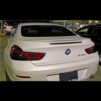 2012-2017 BMW 6-Series Coupe ACS Style Rear Lip Spoiler