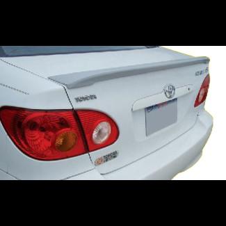 2003-2008 Toyota Corolla Factory Style Rear Lip Spoiler