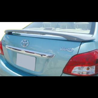 2003-2007 Toyota Corolla Vios Factory Style Rear Wing Spoiler w/Light
