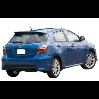2009-2013 Toyota Matrix HB Factory Style Roof Spoiler