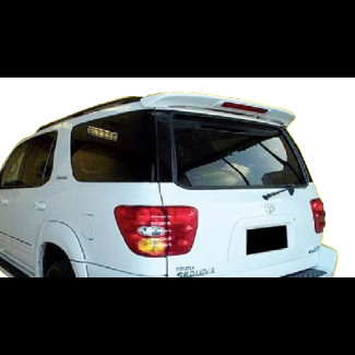2001-2007 Toyota Sequoia Factory Style Roof Spoiler w/Light