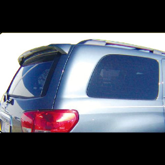 2008-2012 Toyota Sequoia Factory Style Roof Spoiler w/Light