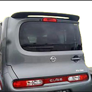 2010-2013 Nissan Cube Style Roof Spoiler