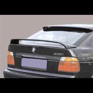 1992-1999 BMW 318ti Hatchback Euro Style Rear Wing Spoiler