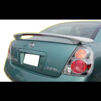 2002-2006 Nissan Altima Sedan Tuner Style Rear Wing Spoiler w/Light