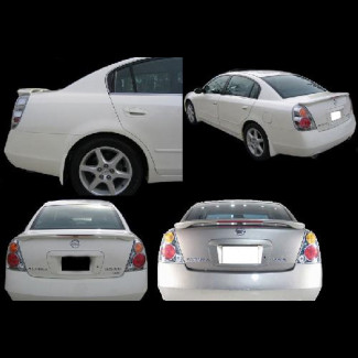 2002-2006 Nissan Altima Sedan Factory Style Spoiler w/Light