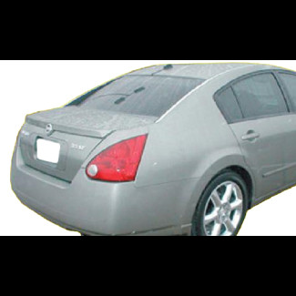 2004-2008 Nissan Maxima Factory Style Rear Trunk Lip Spoiler