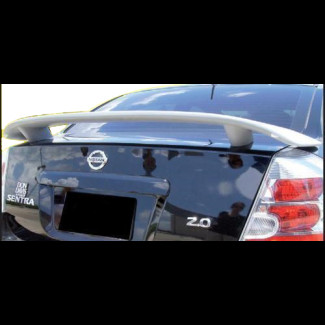 2007-2012 Nissan Sentra Tuner Style Rear Wing Spoiler
