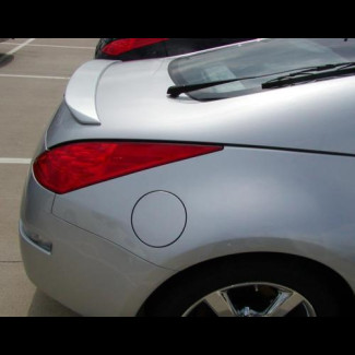 2003-2008 Nissan 350Z Factory Style Rear Lip Spoiler