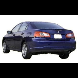 2009-2012 Mitsubishi Galant Factory Style Rear Lip Spoiler