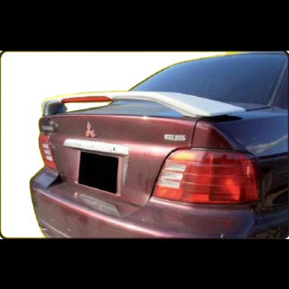 1999-2003 Mitsubishi Galant Tuner Style Rear Wing Spoiler w/Light
