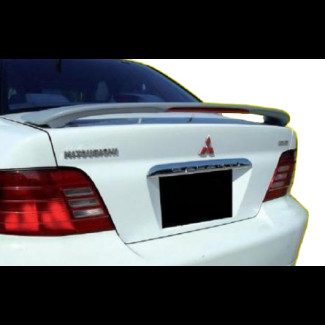 1999-2003 Mitsubishi Galant Euro Style Rear Wing Spoiler w/Light