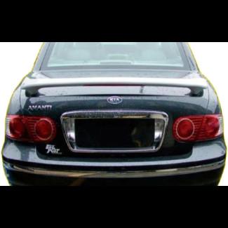 2004-2005 Kia Amanti Tuner Style Rear Wing Spoiler w/Light