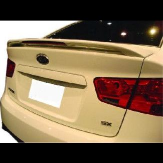 2010-2011 Kia Cerato Sedan Factory Style Rear Wing Spoiler w/Light