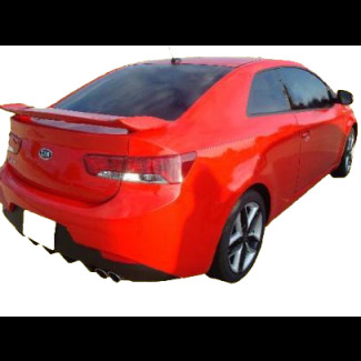 2010-2011 Kia Cerato Koup Factory Style Rear Wing Spoiler w/Light