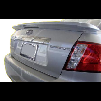 2008-2011 Subaru Impreza Factory Style Rear Wing Spoiler w/Light